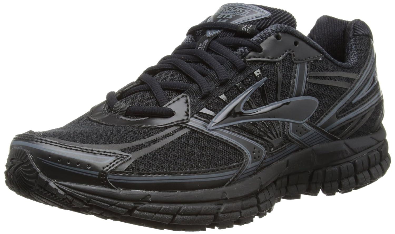low priced 279fb d2e6e Brooks Men s Adrenaline GTS 14 Running Shoes, Color   Black Anthracite Pavement, ...
