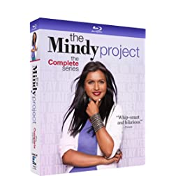 The Mindy Project - Complete Series [Blu-ray]