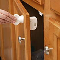 Baby Proof Cabinet Locks & Latches