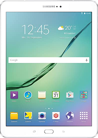 Samsung Galaxy Tab S2 9.7 Wi-Fi T810 (blanc) Tablet