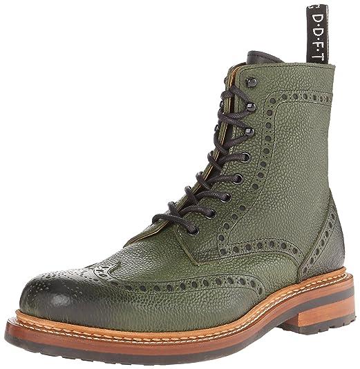 John-Fluevog-Men-s-Newell-Combat-Boot-Green-9-5-M-US