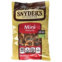 48-Pack Snyders of Hanover Mini Pretzels 1.5 oz.