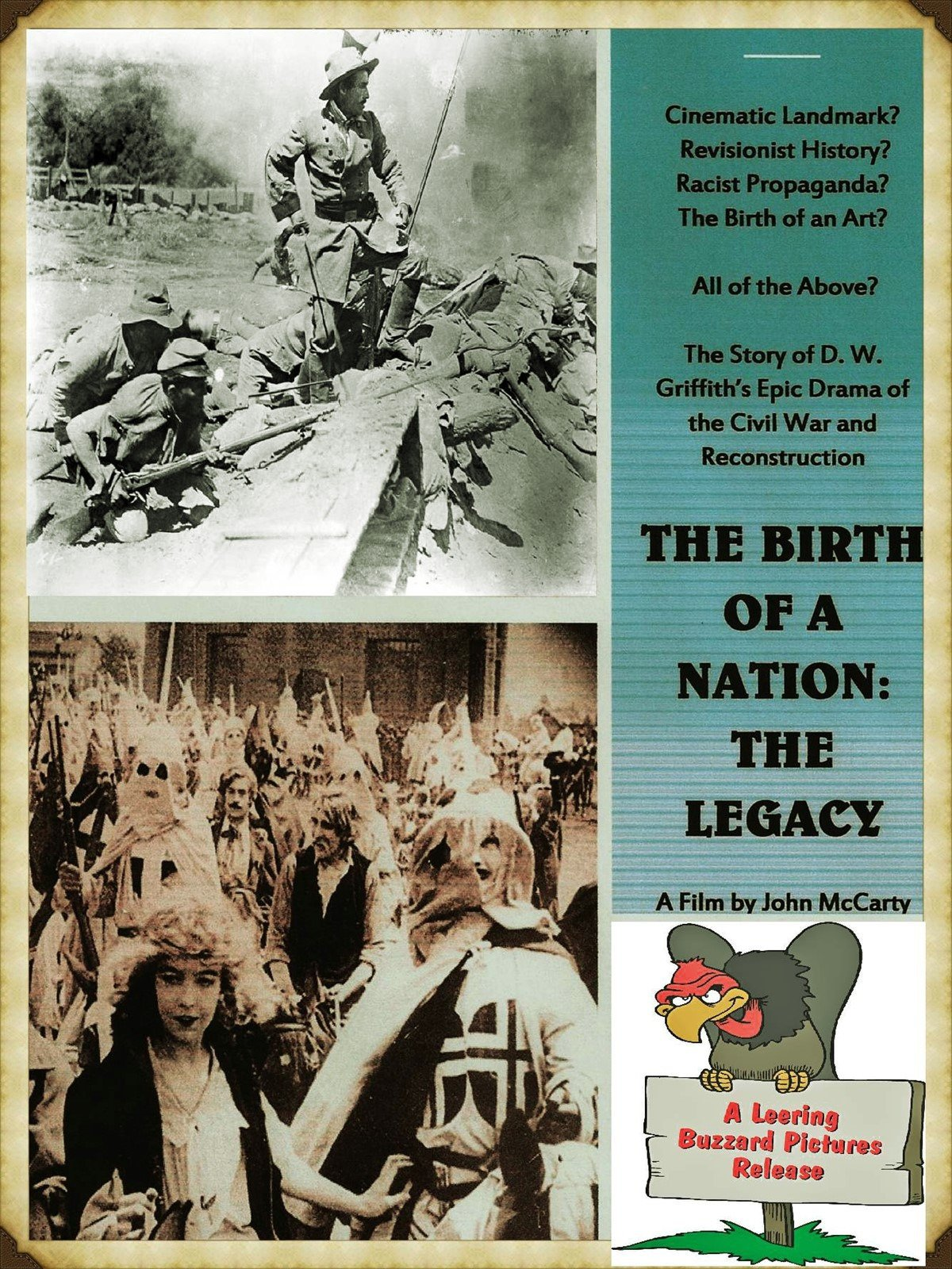 The Birth of a Nation: The Legacy