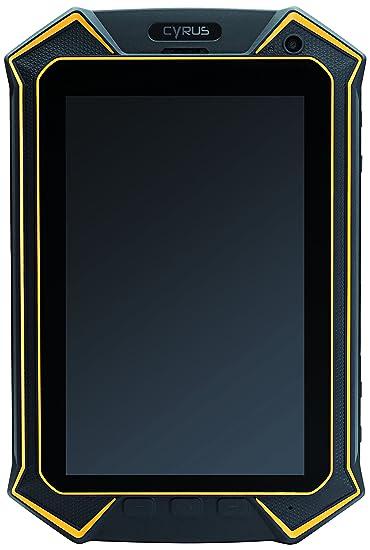 Tablette Android 7 pouces Cyrus CT1 8 Go - Quad Core - WiFi - noir-jaune
