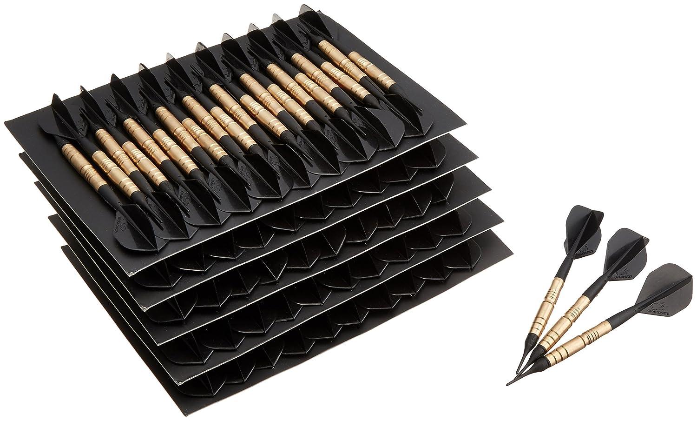 GRAN DARTS Haus Darts 1 / 4inchX1 / 4inch 100 Stueck Set schwarz günstig online kaufen