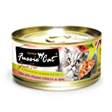 Fussie Cat Premium Tuna with Prawns Cat Food - 24 - 2.82-oz. Cans