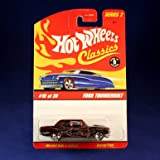 HOT WHEELS 2005 14 of 30 purple 1967 PONTIAC GTO RED LINE CLASSICS SERIES 2 1:64 SCALE DIE-CAST BODY/CHASSIS SPECIAL PAINT