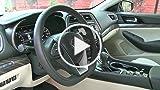 2016 Nissan Maxima Platinum Edition Interior Design
