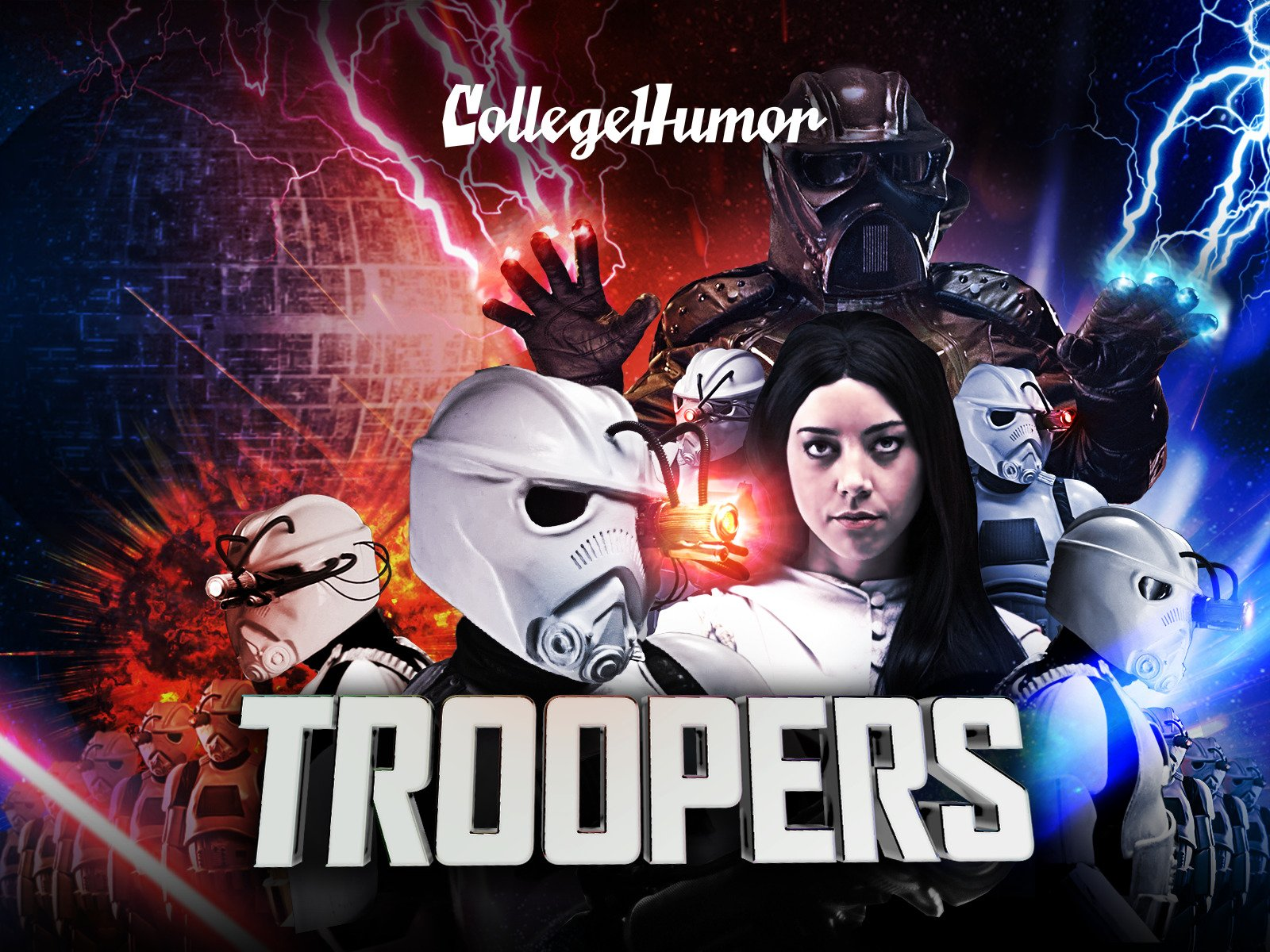 Troopers on Amazon Prime Instant Video UK