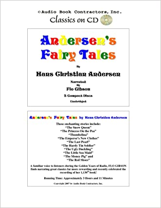 Andersen's Fairy Tales (Classic Books on CD Collection) [UNABRIDGED]