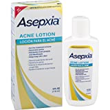 ASEPXIA Acne Astringent Lotion 1.86% Salicylic Acid for Pimples Blackheads Clogged Pores, 4 oz (Tamaño: 4 Ounces)
