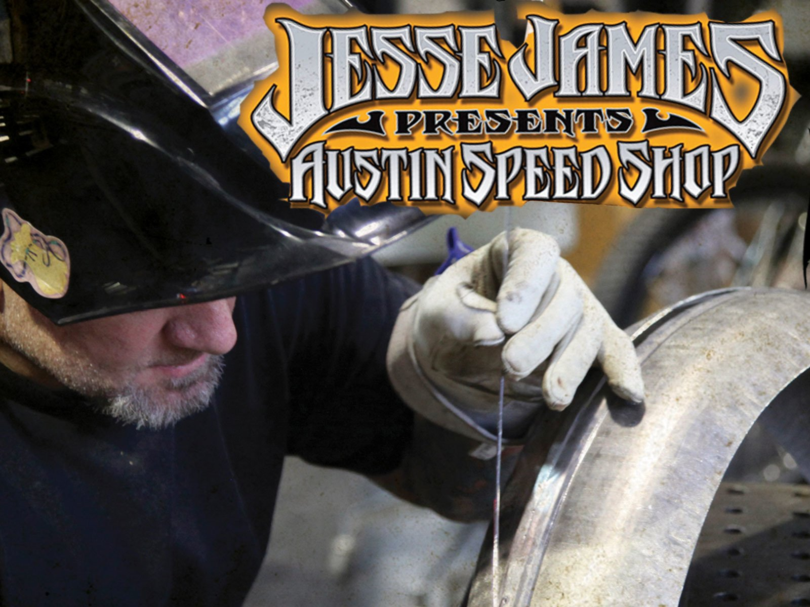 Jesse James Austin Speed Shop - Season 1