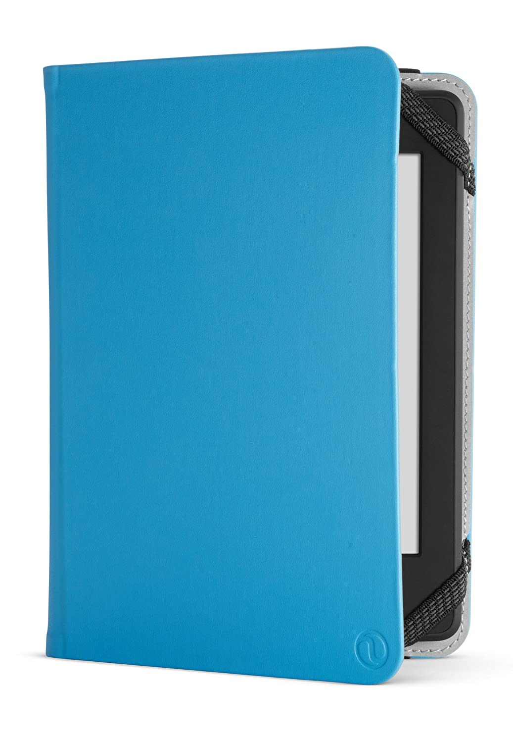 NuPro Amazon Kindle Paperwhite Case - Lightweight Durable Slim Folio Cover (fits Kindle and Kindle Paperwhite), Blue