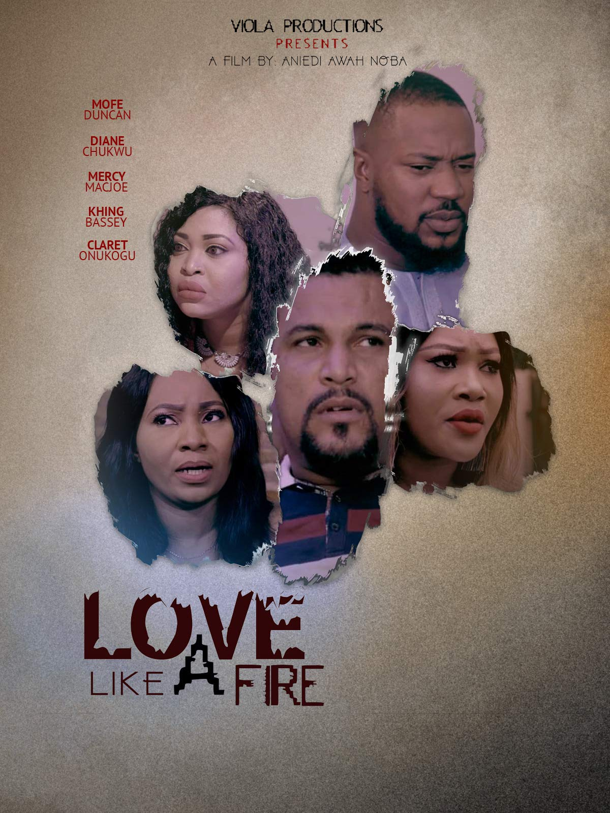 Love Like A Fire on Amazon Prime Instant Video UK