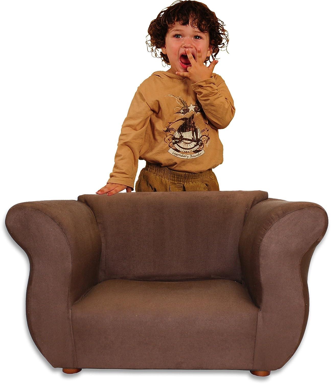 ROSENBERRY Zimmer Fantasy Furniture Fancy Microsuede Stuhl günstig online kaufen