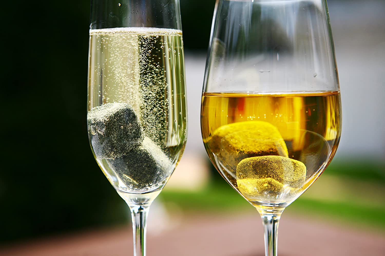 Sparq Pearl Stones Wine Whiskey Stones