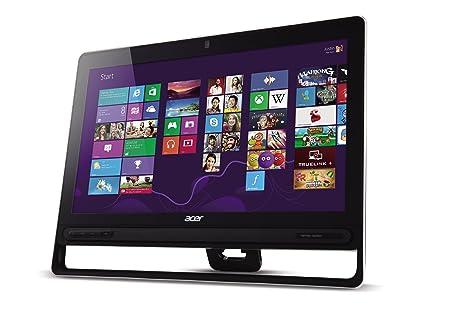 """Acer Aspire Z3-605 Ordinateur Tout-en-Un Tactile 23"""" (58,42 cm) Intel Core i3 3227U 1,9 GHz HDD 1 To RAM 8 Go Mo Intel HD Graphics 4000 Windows 8"""