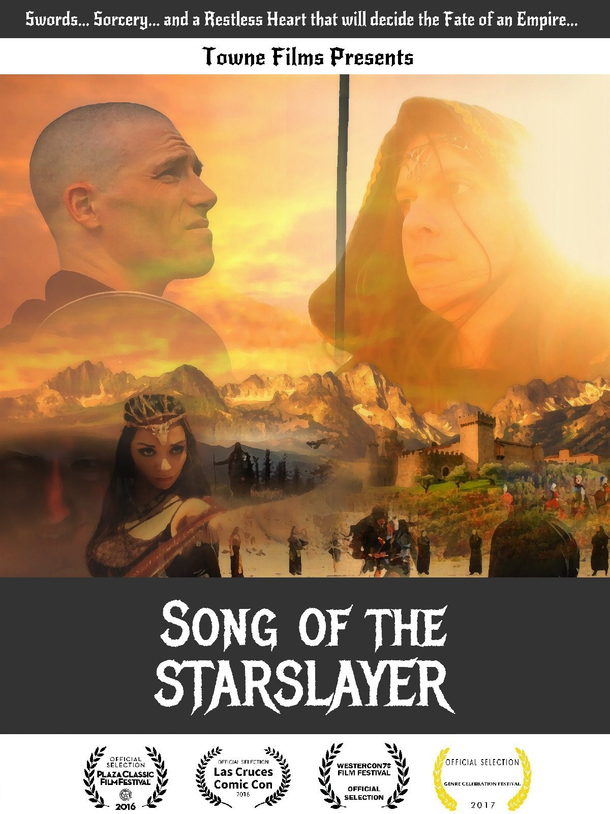 Song of the Starslayer