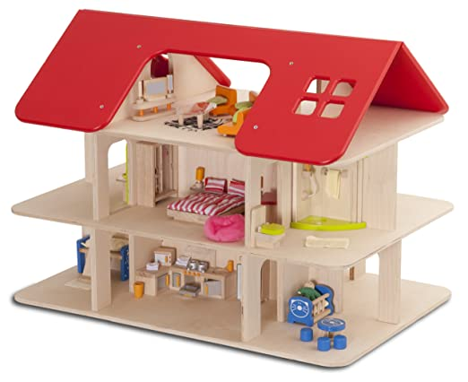 Micki Leksaker Maison de poupée