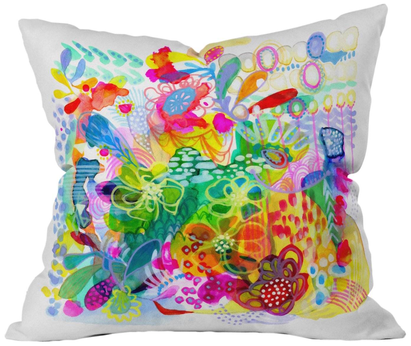 Funky Cool Unique Modern Colorful Throw Pillows ? SKARRO ? Be Fun ? Live Life in Color