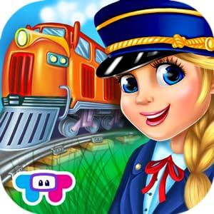 Super Fun Trains - All Aboard from TabTale LTD