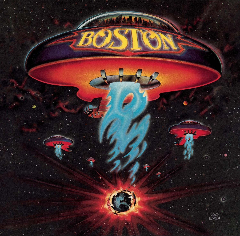 Boston - Boston [FLAC]