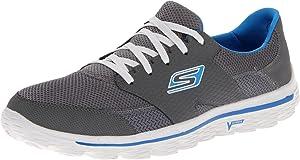 Skechers Go Walk 2 Stance, Baskets mode homme   avis de plus amples informations
