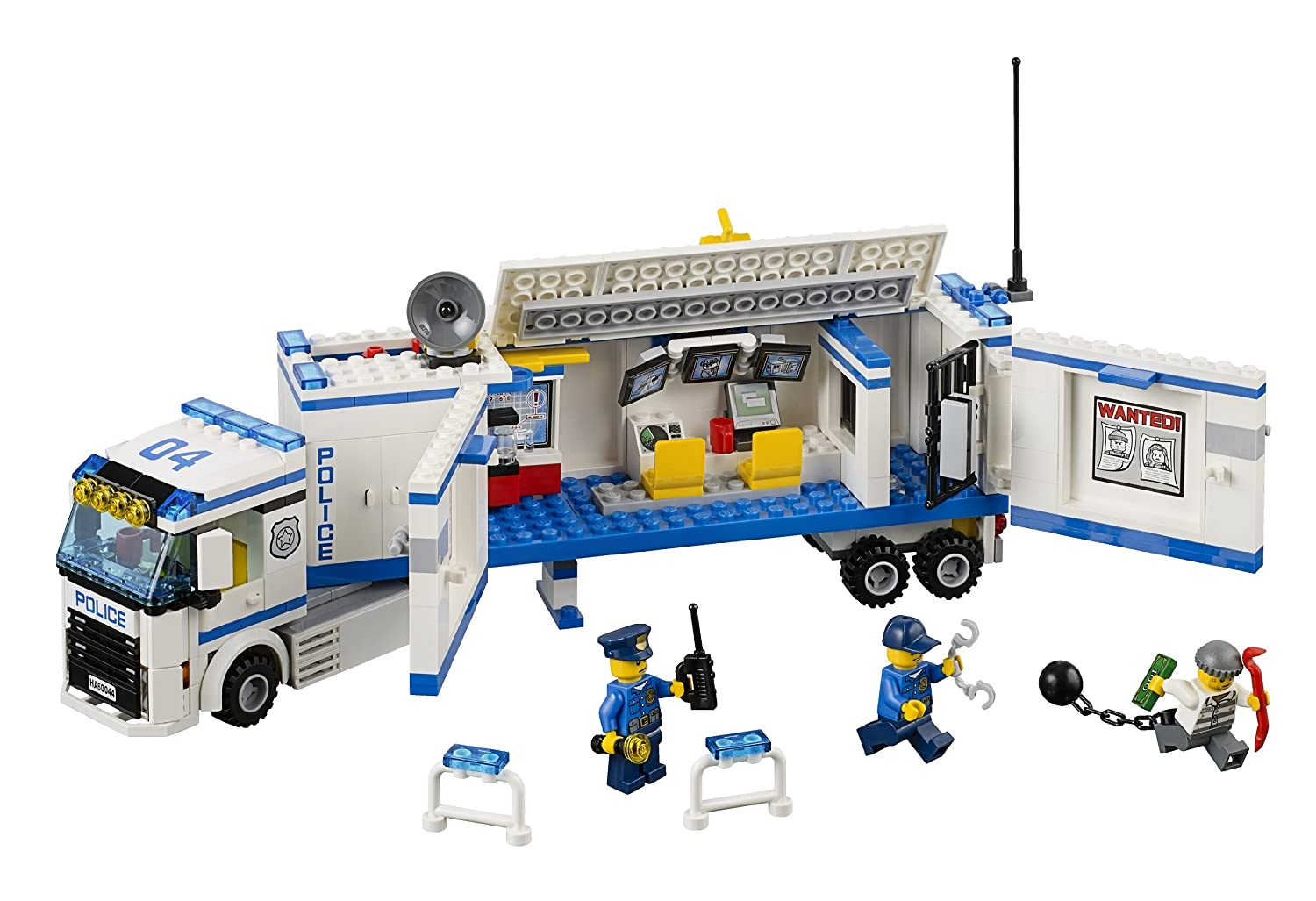60044 60044 - Camion lego city police ...