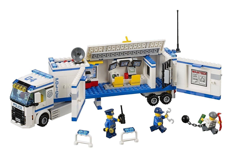 60044 60044 - Lego city camion police ...