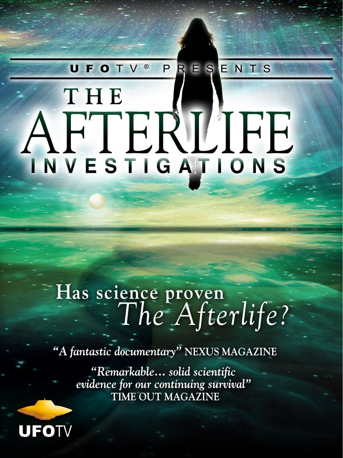 UFOTV Presents: The Afterlife Investigations on Amazon Prime Instant Video UK