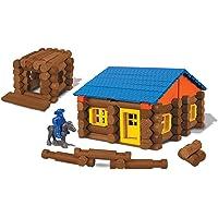 Lincoln Logs Oak Creek Lodge 137-Piece Building Set