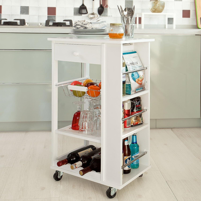 k chenwagen k chenregal servierwagen k chentisch. Black Bedroom Furniture Sets. Home Design Ideas
