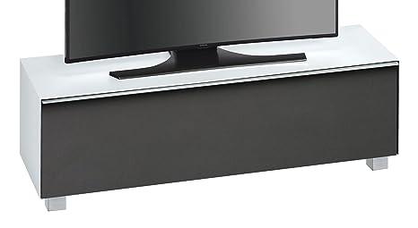 Maja Soundboard Width 140cm White Glass with 77363673