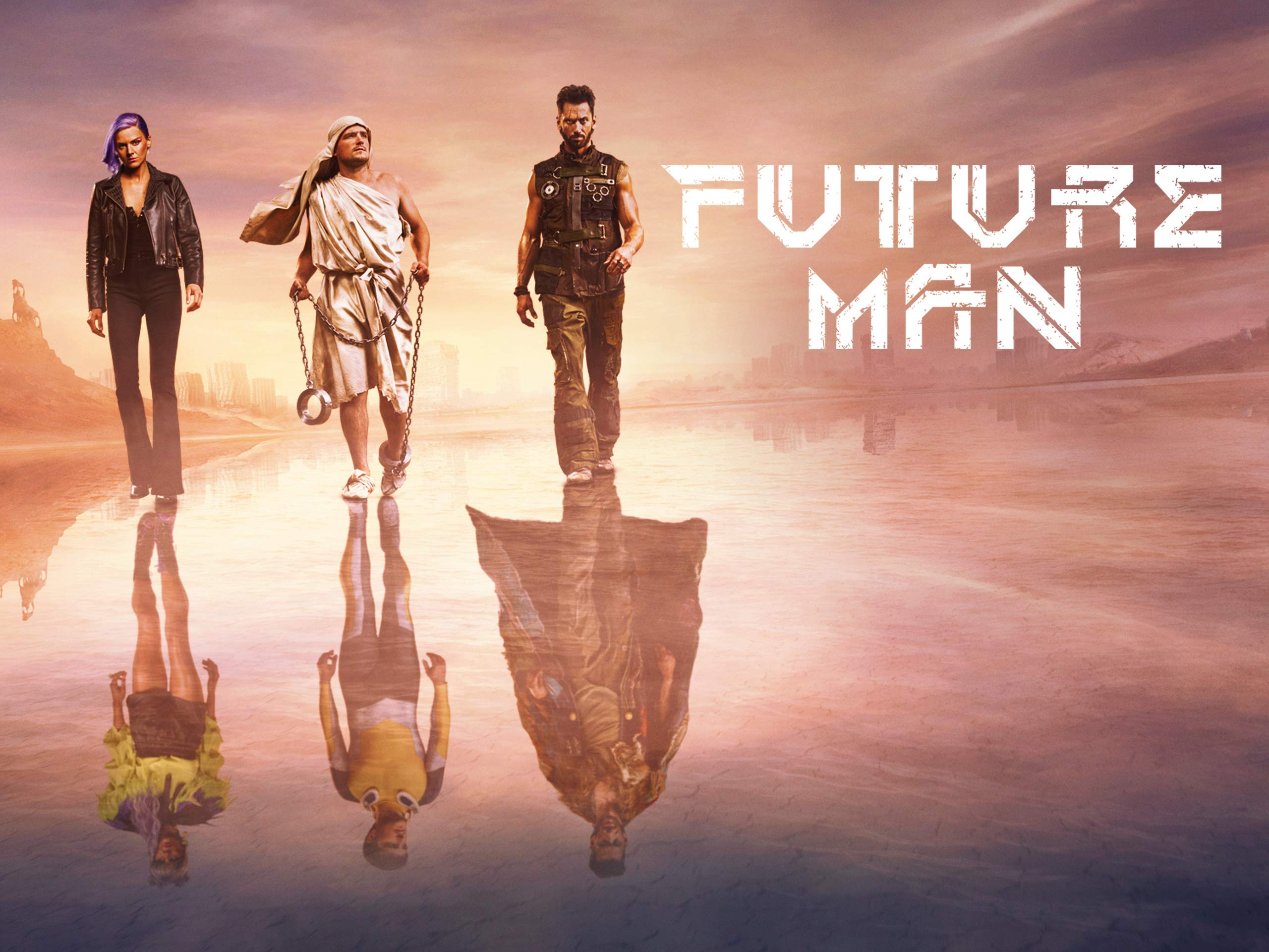 Future Man on Amazon Prime Video UK