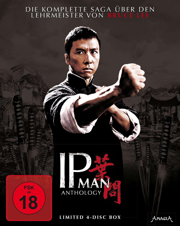 IP Man Anthology, Blu-ray