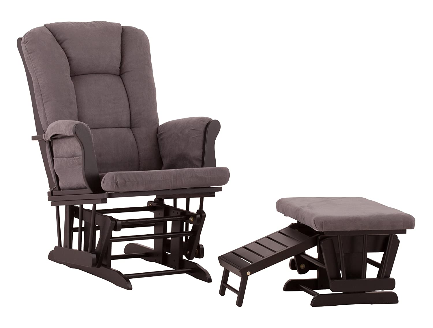 Stork Craft Hoop Glider And Ottoman Baby Gear And