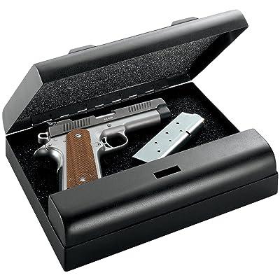 GunVault MicroVault Handgun Safe