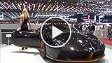 Nimrod Performance Zero Ferrari 458 at Geneva Motor...