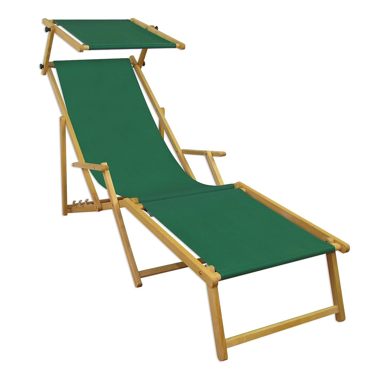 sonnenliege gartenliege deckchair saunaliege inkl abnehmbarem fu teil und dach online kaufen. Black Bedroom Furniture Sets. Home Design Ideas