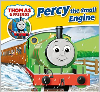 Thomas & Friends: Percy the Small Engine (Thomas & Friends Story Library Book 2) written by Reverend W Awdry