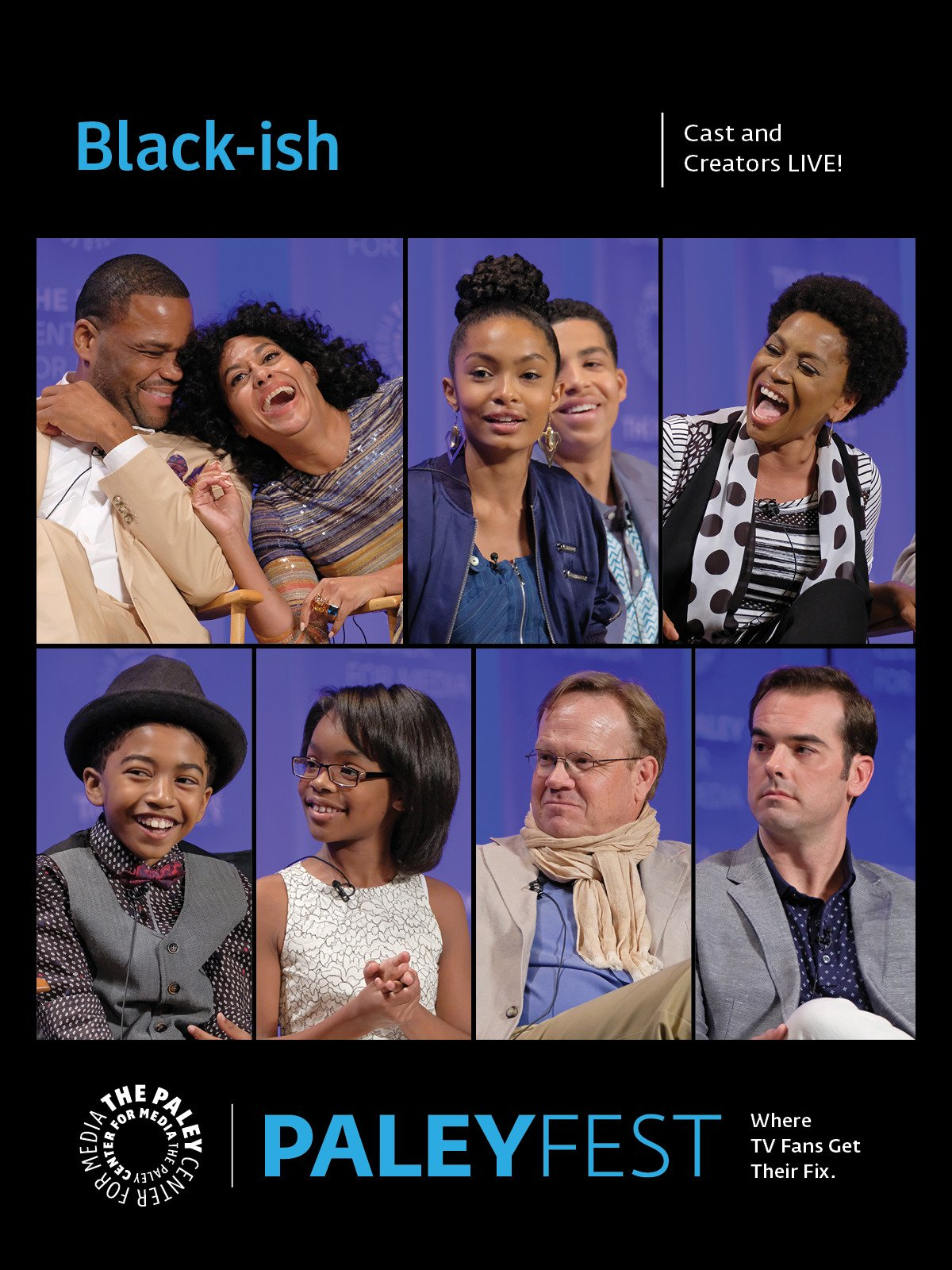 Black-ish: Cast and Creators PaleyFest