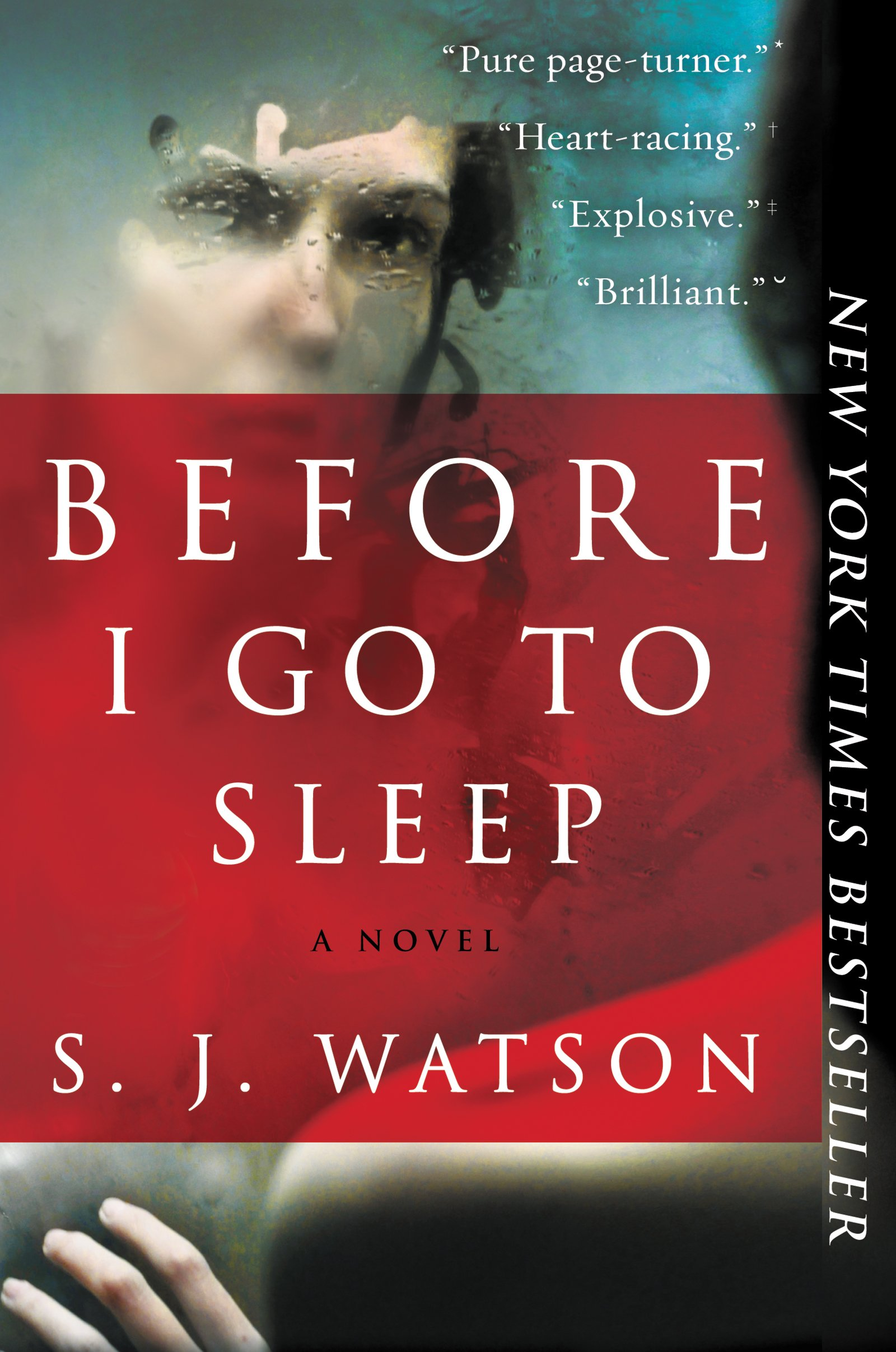 Buy Before I Go To Sleep: A Novel Book Online At Low Prices In India   Before I Go To Sleep: A Novel Reviews & Ratings  Amazon