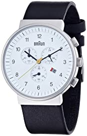 ブラウン BRAUN クオーツ メンズ 腕時計 BNH0082BKBKMHG バンド調整キット付 [並行輸入品]