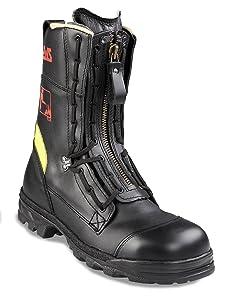 EWSFeuerwehrstiefel PROFI EXCLUSIV  Schnürstiefel  Feuerwehr  Stiefel 92051 Schuhgröße 45  Schuhe & HandtaschenRezension