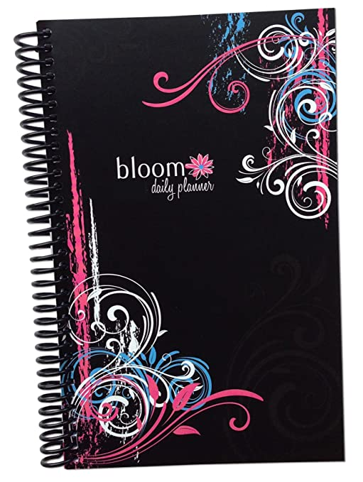 bloom daily planners 2015 Calendar Year Planner - Passion/Goal Organizer - Fashion Agenda - Weekly Diary
