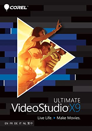 VideoStudio Ultimate X9 [Download]
