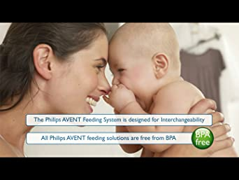 Philips-Avent 2 Tétines - 3+ mois / Variable