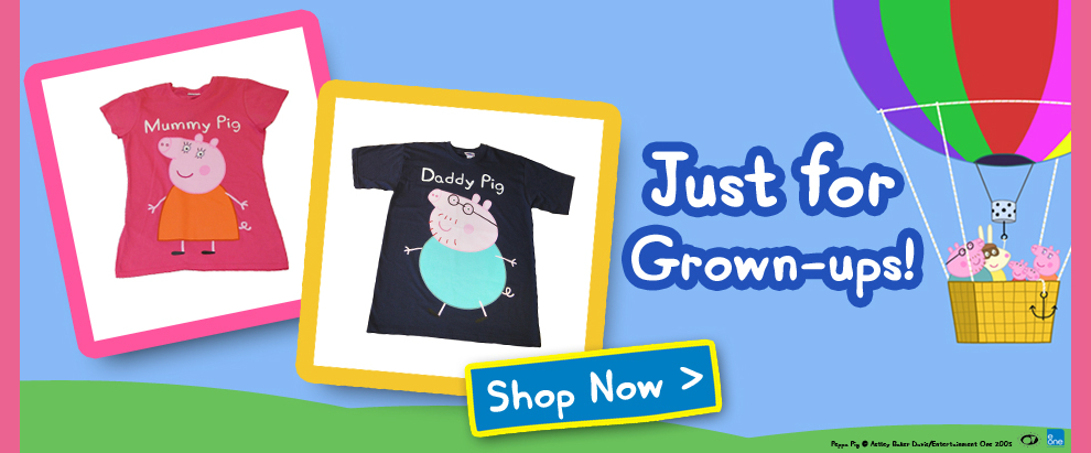 Official Peppa Pig World Toy Shop