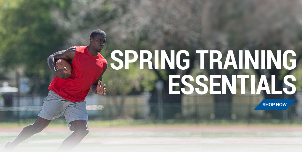 Russell Athletic Spring Training Essentials