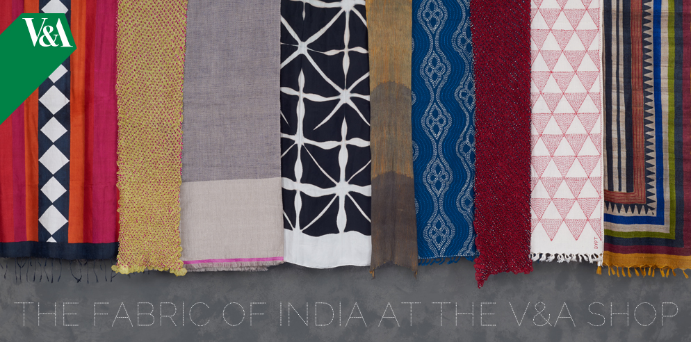 The Fabric of India Exhibition Range